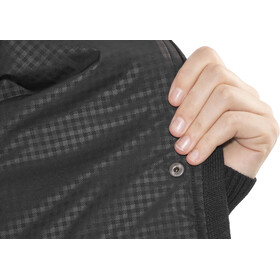 Jack Wolfskin Clarington Jacket Damen black all over